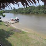 Muelle del río