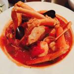 The cioppino........There are no words for how good this is. You just need to order yourself one