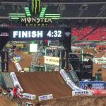 Supercross at the Dome