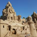 Largest Outdoor Sandcastle in the USA