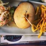 hamburguesa Mary Anne's