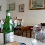Finalmente un ristorante dove si può mangiare dialogando, ottimi i gnocchi, la fritura e il pesc