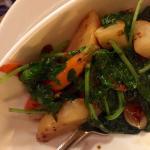 Great seasonal vegetables. Really!!!