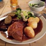 A great Sunday Roast