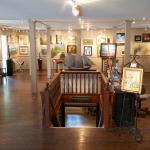 Main Floor Gallery (Upper Level)