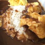 Hobo Loco breakfast - eggs (cooked to order), hamburger patty, rice and brown gravy. Only $5.99!