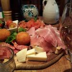 Antipasto misto (for 2)