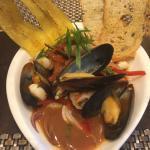 Excelente comida en Costa del este