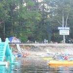 High Falls Bay Cottages, Camping & Waterpark Photo