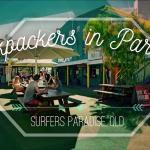 Backpackers in Paradise - Courtyard