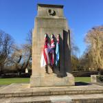 Bourne War Memorial & Gardens