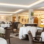 Le Grill Restaurant at Grand Hotel Kempinski