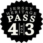 Heritage Pass - four visitor attractions for the price of three