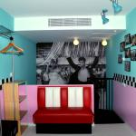 Grease Room