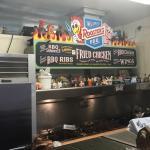 Counter where you order