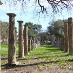 Recinto arqueológico de Olimpia