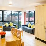 UCC University Hall Living Room