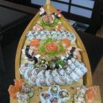 Barca da promoção inaugural.