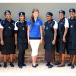 African Moon Staff