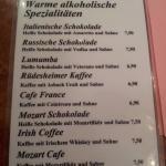 Cafe Mozart Foto