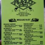 Photo de Kono's Cafe