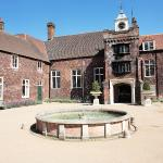 Tudor Courtyard and clocktower