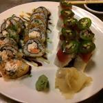 Saiko sushi - fabulous!