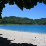 Katembe beach.
