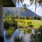 Honey's Restaurant at Koolau Ballroom in Kaneohe has fantastic views.