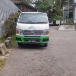 Their van :)