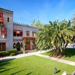 The Villa Zorayda Museum in St. Augustine, FL