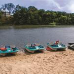 Resorts near Sheridan Illinois -Holiday Inn Club Vacations Fox River Resort - Boat Paddling Amen
