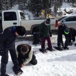 Foto de Taos Snowshoe Adventures