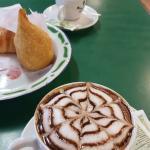 O cappuccino é o melhor de todos!