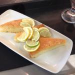 Yummy desserts at Cafe K!