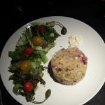 Trinxat (chou et pommes de terre avec saucisse et morue)