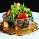 Tournedos of Beef fillet Mignon شرائح تورنيدو اللحم ميجنون