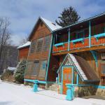 Entrance - Sugar Pine Lodge Photo