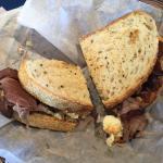 Gorgonzola Sandwich