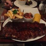 Sinclair's Steakhouse Foto