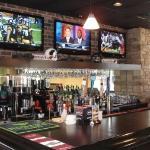 Fieldhouse bar