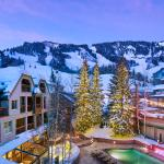 Aspen's only Five-Star, Five-Diamond, ski-in/ski-out hotel.
