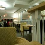 Nouvelle salle de restaurant