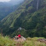 Little Adam´s Peak - kousek od Tea Forest Lodge