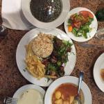 El Hussein Restaurant Foto