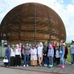 """Фотография Экспозиция """"Вселенная частиц"""", Европейский центр ядерных исследований (ЦЕРН)"""