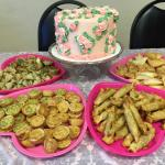 NOT just a dessert place! Now serving soups, salads, sandwiches, quiche, breakfast casserole and