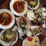 The best Persian restaurant in town! Love their lamb shank and chicken kabob ! The service was g