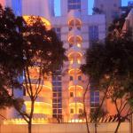 Hotel Bencoolen Building Facade