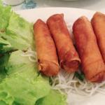 Vietnamese Cuisine Foto
